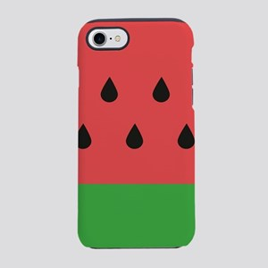 Watermelon iPhone 7 Tough Case